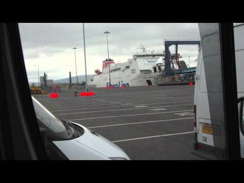 Belfast Via Dublin - Photo slide show