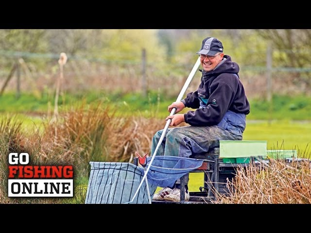 Sean Ashby's Life in Angling