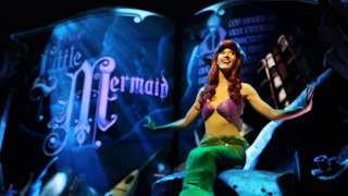 "Ariel sings ""Part of Your World,"" Mickey and the Wondrous Book, Hong Kong Disneyland"