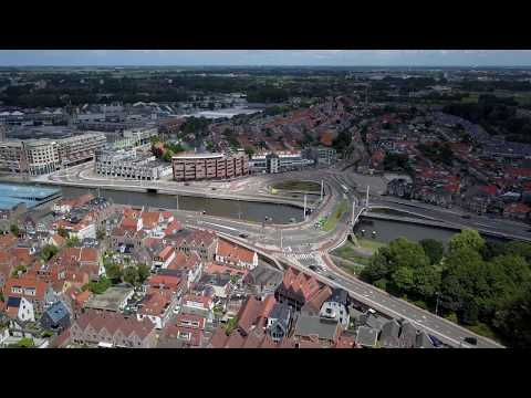 Alkmaar - The Netherlands DJI Mavic Pro Flight