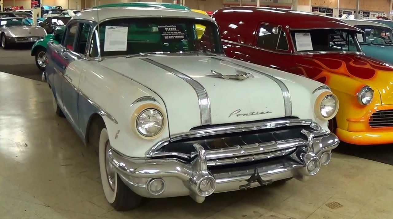 1956 Pontiac Star Chief Low Mileage Survivor 317 V8 - Gateway ...