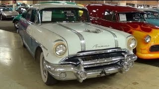 Download 1956 Pontiac Star Chief Low Mileage Survivor 317 V8 - Gateway Classic Cars Mp3 and Videos