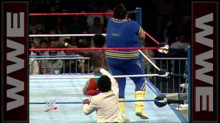 Akeem vs. Koko B. Ware: Prime Time Wrestling, Jan. 9, 1989
