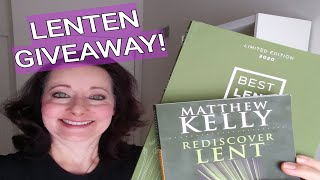 BEST LENT EVER GIVEAWAY!!!