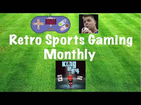 Retro Sports Gaming Monthly - King of 94 Vancouver - Halifax - Mikey M. - Angryjay - September 2018