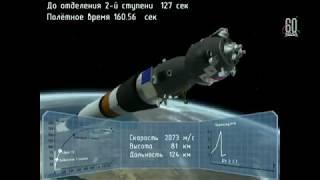 Авария корабля Союз МС-10 . Переговоры экипажа с ЦУП . Soyuz MS-10 crash