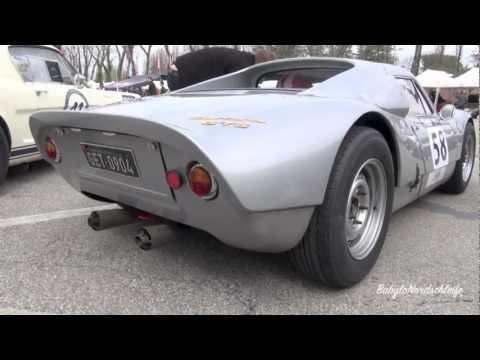 Porsche 904 Carrera GTS Start Up & Sound