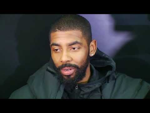You are always a step behind Kyrie Irving's mind in the 4th quarter