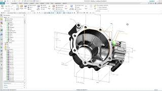 Product Manufacturing Information with SIEMENS NX