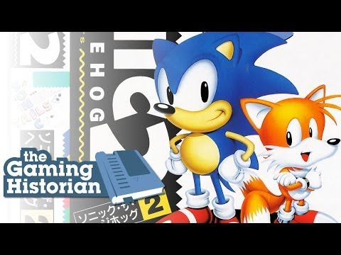 History of Sonic The Hedgehog (Part 2) - Gaming Historian