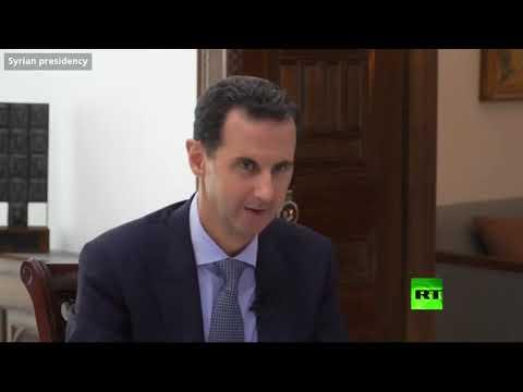 الأسد يعلق على تظاهرات لبنان والعراق  - نشر قبل 2 ساعة