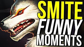 BLINK BOYS BACK ALRIGHT! (Smite Funny Moments)