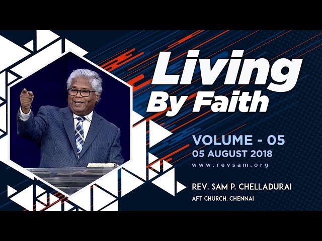 Living by Faith (Vol 05) - Faith and the Unseen - Part 1