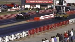 1971 442 vs 1970 Camaro Z/28