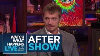 After Show: Does Joel Kinnaman Regret His Will Smith Tattoo? | WWHL
