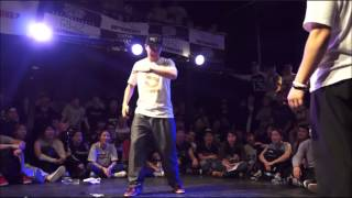 [Sound Track] Feel the Funk Vol. 9 Poppin Final Hozin VS Tai {First Song}
