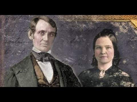 Download Abraham and Mary Todd Lincoln: A House Divided