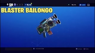 Guide to the bailongo blaster weapon (AMAZING!) - Fortnite save the world
