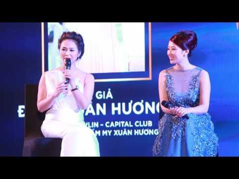 Talk Thanh Hương với Á hậu Nguyễn Thu Hương về quyền năng phái đẹp ♥♥♥