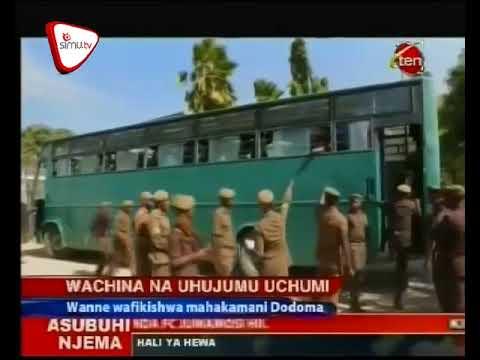Wachina 4 Mbaroni Dodoma