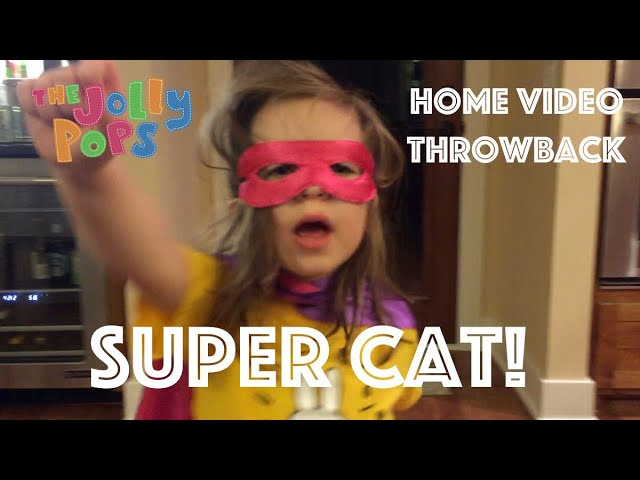 The Jolly Pops - SUPERCAT - Home Video Throwback