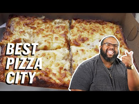 Three Reasons Detroit-Style Pizza Is America's Best Pizza || The Hit List