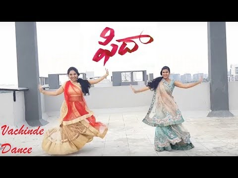 Vachinde Song | Fidaa Movie | Easy to Learn Steps| Dance Choreography by Dance To Express- DTEQueens
