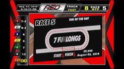 ASD - August 3, 2019 - Race 5