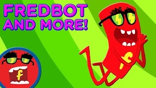 Fredbot AND MORE OVER 20 MINUTES Of Songs For Kids Fredbot Nursery Rhymes for Kids