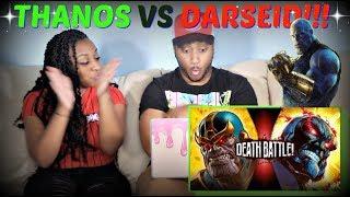 "Download ScrewAttack ""Thanos VS Darkseid DEATH BATTLE!"" REACTION!!! Mp3 and Videos"