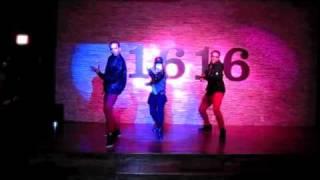 Cameron Lee & Nika Kljun & Kris Rhodes @ 1616 club