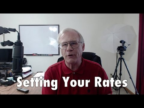 How to Establish Your Hourly Rates for IT Consulting   Class