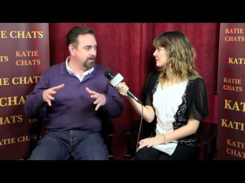 KATIE CHATS: PATRICK McKENNA, ACTOR, THE RED GREEN ,  HARD ROCK MEDICAL, PATIENTS PLEASE