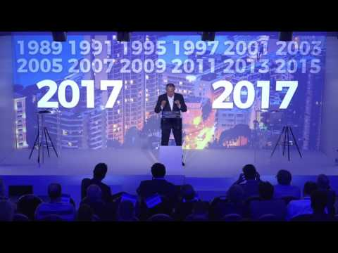 Cegid Monaco 2017 : séance d'ouverture