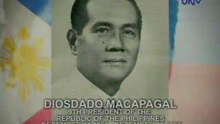 Ang Pangulo Ko: Diosdado Macapagal