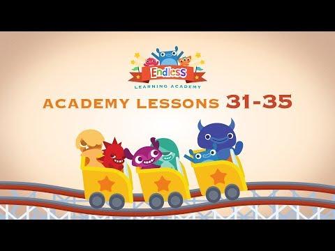 ELA Academy Lessons 31-35