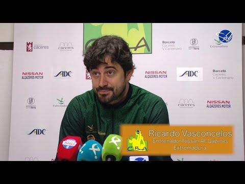 Previa: Nissan Al-Qázeres Extremadura - Ciudad de La Laguna Tenerife (LF Endesa 19/20)