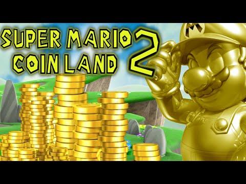 SUPER MARIO COIN LAND 2 - THE REVENGE OF KING GOOMBA!