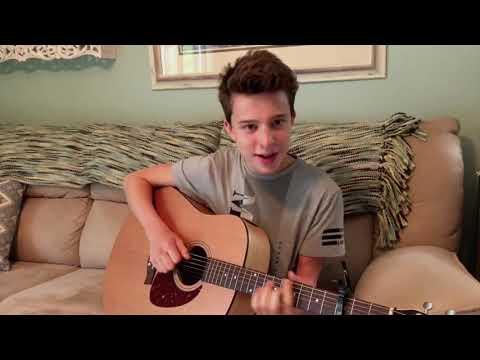 Dan + Shay - Speechless (Acoustic Cover By Tyler Larson)
