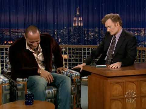 Conan O'Brien 'The Rock 3/3/05