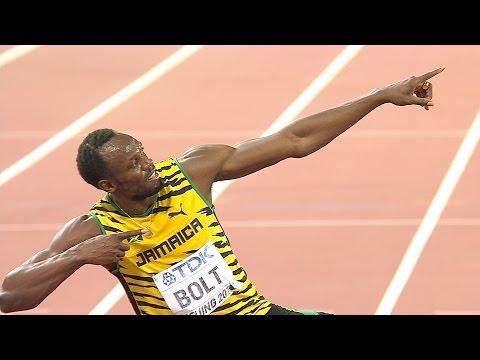 AOTY 2015 - Finalist: Usain Bolt JAM