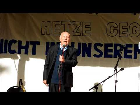Rede von Bruno Mahlow - Hetze gegen Russland – Nicht in unserem Namen! Kundgebung Berlin 22.6.18