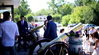 Свадьба Казахстан 2014 Wedding Day Olzhas & Akbota  +77078999921