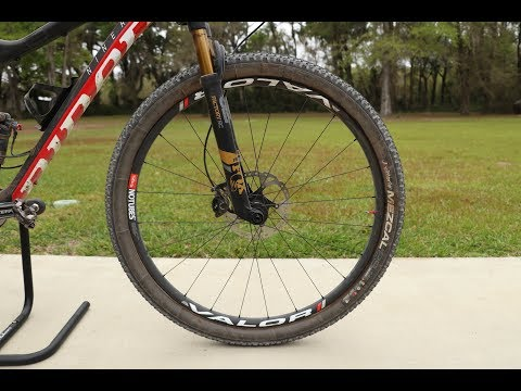 Stans Valor 29er Wheelset Review