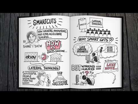 """Smartcuts"" by Shane Snow - BOOK SUMMARY"