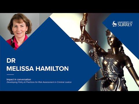 Play video: Impact in Conversation: Dr Melissa Hamilton | University of Surrey