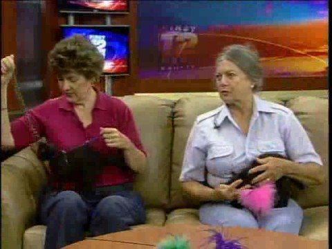 KXII-CBS Pet Talk: Allergies to Cats