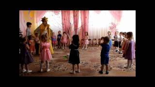 Детский танец / урок танца утренник
