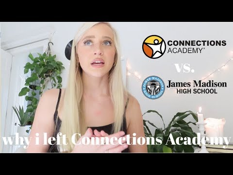 WHY I LEFT CONNECTIONS ACADEMY (jmhs Vs Flvs: Comparison + Review)