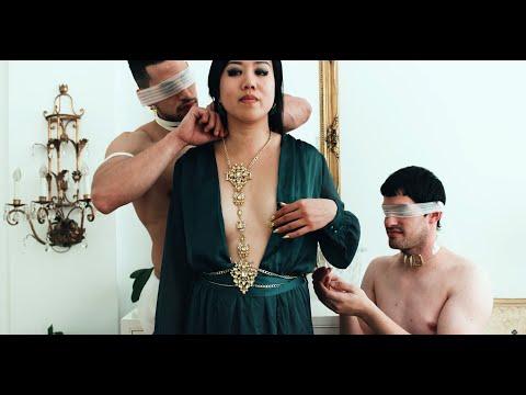 Slave serving mistress